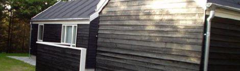 Duński minimalizm czyli papa na dachu