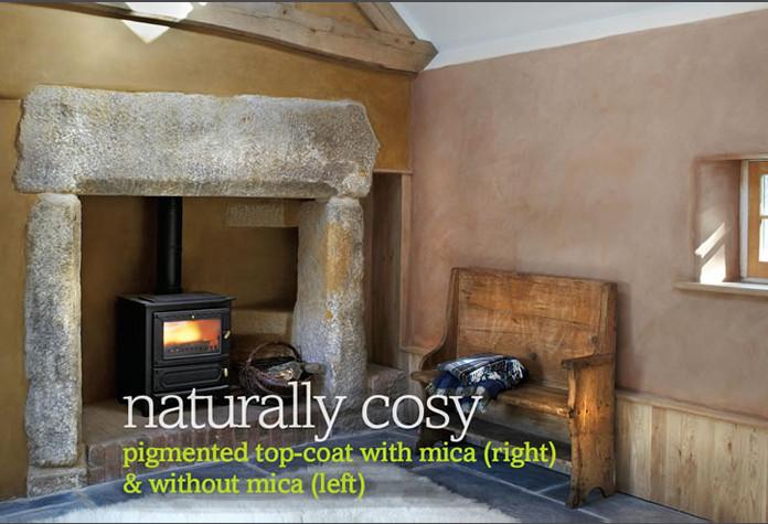 Naturalne materiały - fot. clay-works.com