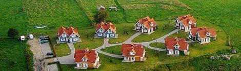 Domki z Węgorzewa
