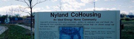 Z wizytą w Nyland Cohousing