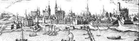 Historia miast na prawie niemieckim